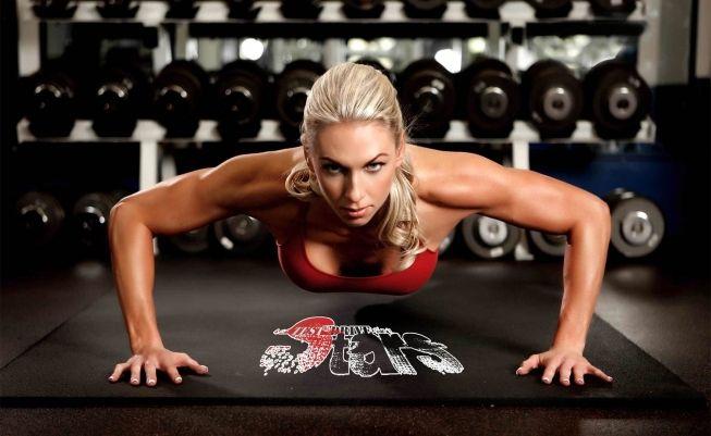 Растяжка после тренировки - мышцы верхней группы