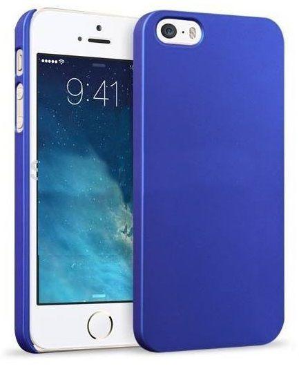 Rubber Plastic Θήκη Πλαστική Μπλε (iPhone 6 Plus) - myThiki.gr - Θήκες Κινητών-Αξεσουάρ για Smartphones και Tablets - Rubber Blue Plastic - iPhone 6 Plus