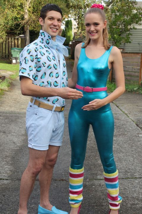 50+ of the Cutest Couples Costumes for Halloween Halloween - teenage couple halloween costume ideas