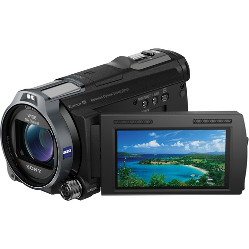 Sony HDR-CX760E Flash Memory HD PAL Camcorder
