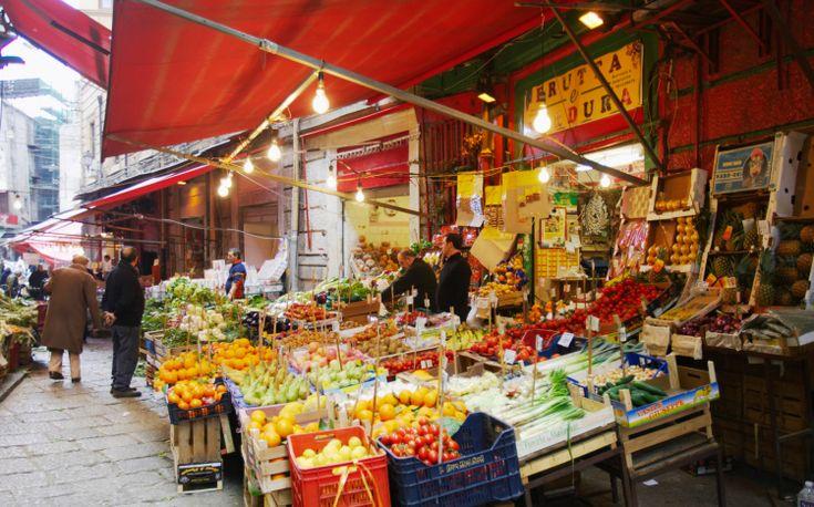 Mercado de la Piazza San Domenico