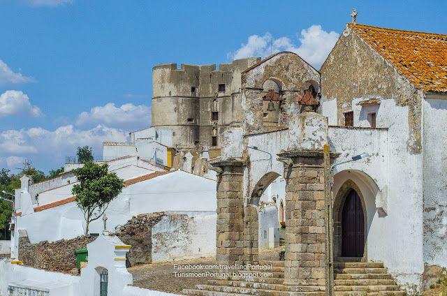 Castillo de Évora Monte | Turismo en Portugal