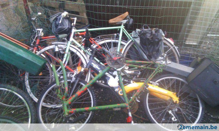 Lot de vélos - A vendre à Dour