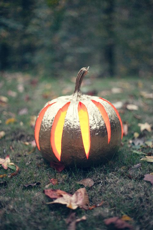 Happy Halloween! (pumpkin by Wit & Whistle)