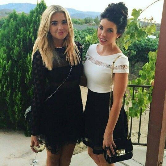 Ashley and Shaylene Benson