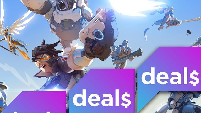 Nintendo Switch and Xbox One console sales and an Overwatch deal so you can play the new hero