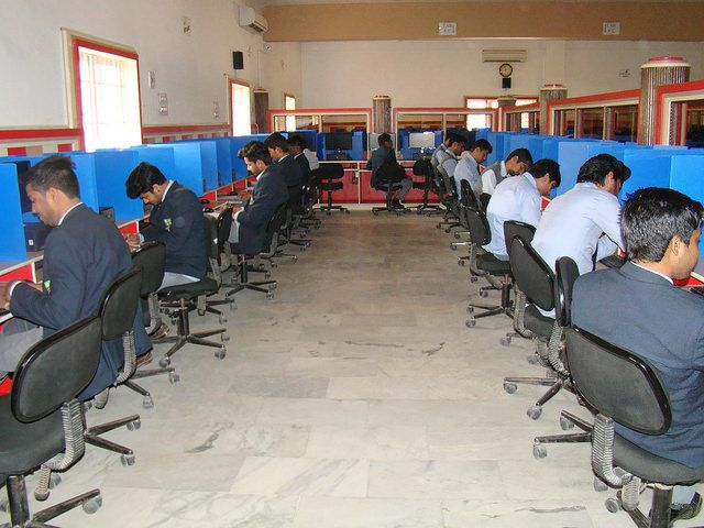Tula's Institute Engineering College in Dehradun focus on campus drive right from aptitude, group discussion and interview.