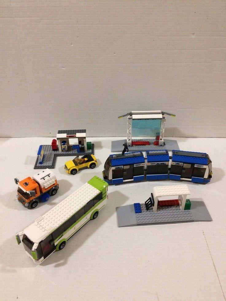LEGO 8404 City Public Transport Station