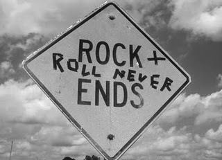 Rock & Roll Never Ends