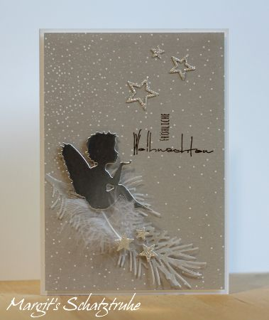 Endlich habe ich mal Zeit und auch Muse euch allen ein frohes und vor allen Dingen gesundes neues Jahr zu wünschen. Bei mir hat sich an Weihnachten eine Bronchitis breit gemacht - und als ob das ni...
