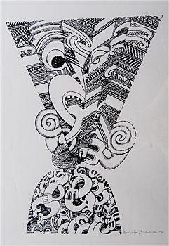 Maori Totem // BUCK NIN