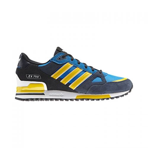 adidas Originals - zx 750 Bluebird / Legink / Black1 (D65230)