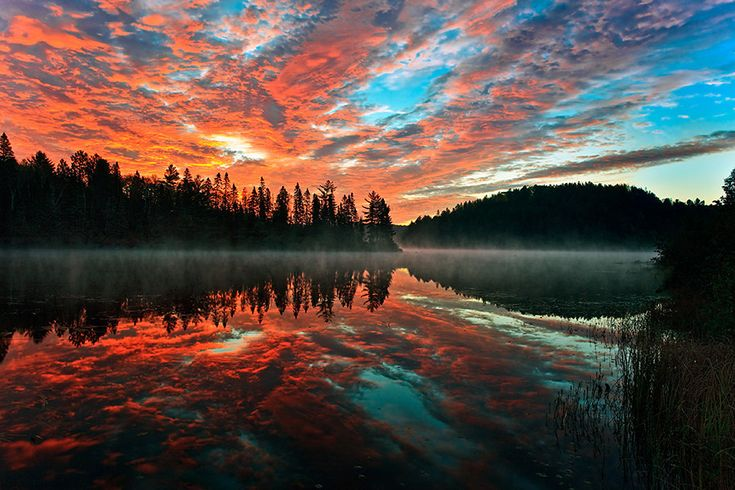 11 Striking Northern Ontario Landscapes That'll Inspire You To Pick Up A Paintbrush