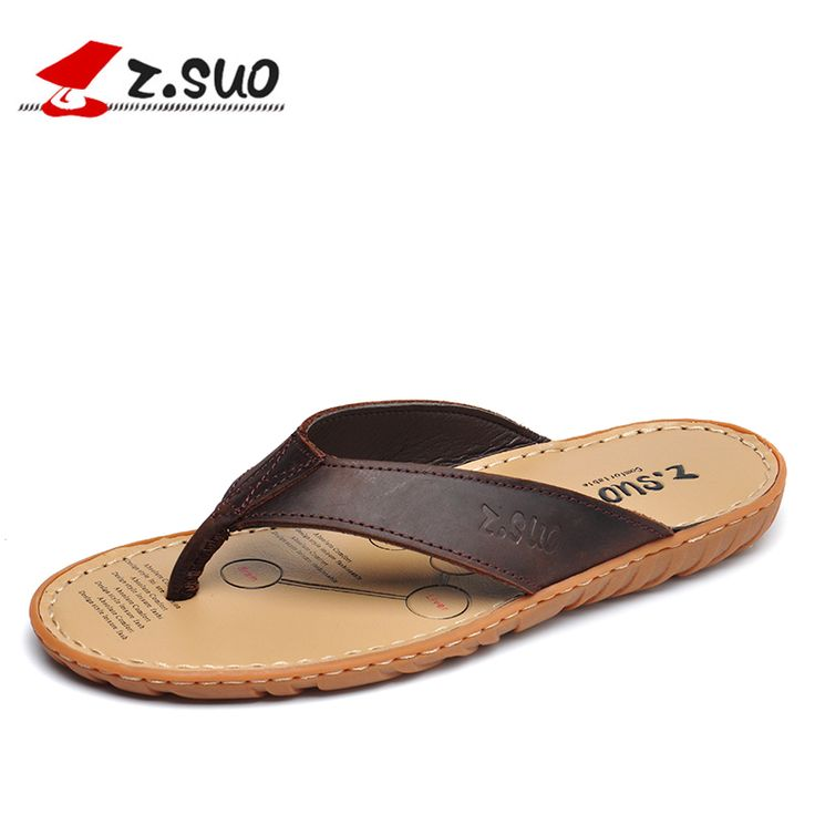 cheap footaction 2017 Summer Famous Brand Arizona Flip Flops Sandals Women Classics Personality Casual Comfortable Shoes Slipper Genuine Leather Slippers with mastercard gZOacLRR6x