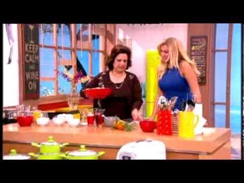 Μες στην καλή χαρά-Πορτοκαλόπιτα από την Μαίρη Παναγάκου - YouTube