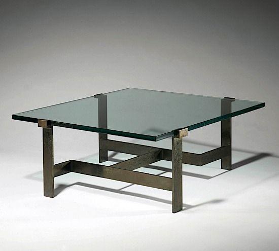 Art déco - Jacques Quinet table