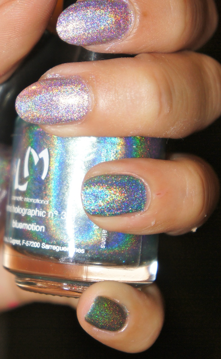 LM Cosmetic Holographic