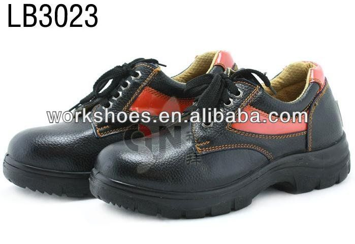 DALIBAI steel toe cap cook rubber sole army boots and safety shoes