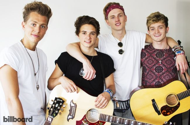 As Australian band 5 Seconds of Summer rises 5-2 on Billboard's Social 50 chart, their British counterparts the Vamps debut at No. Description from billboard.com. I searched for this on bing.com/images
