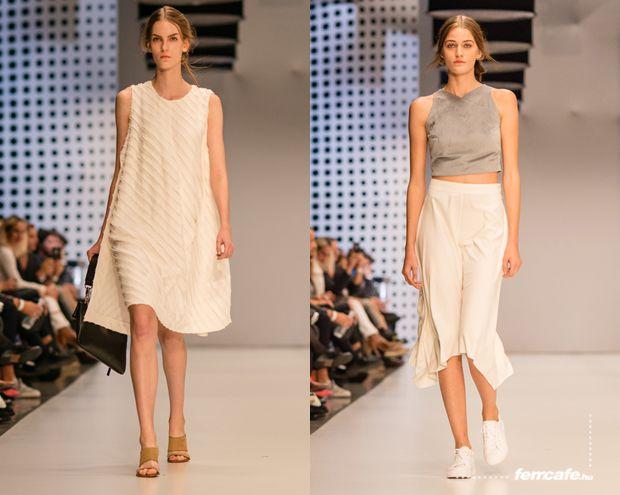 Modern minimalizmus - Krémes színek és bő fazonok az ÁERON 2016-os nyári kollekciójában   Femcafe