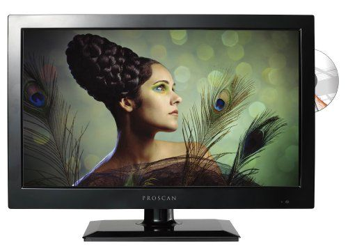 Proscan's latest #19-Inch TV with Built in DVD Player is the perfect solution for your bedroom, kids room, college dorm, play room, office, and anywhere else you...