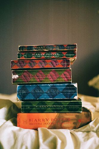 Read the Harry Potter series