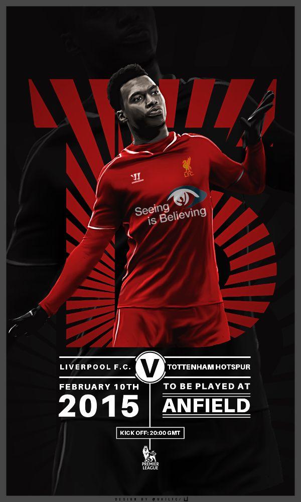 LFC v Tottenham - 25