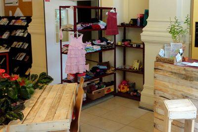 Siga siga boutique d'objets gratuits : 181 avenue Daumesnil 75012 / Métro: Daumesnil.