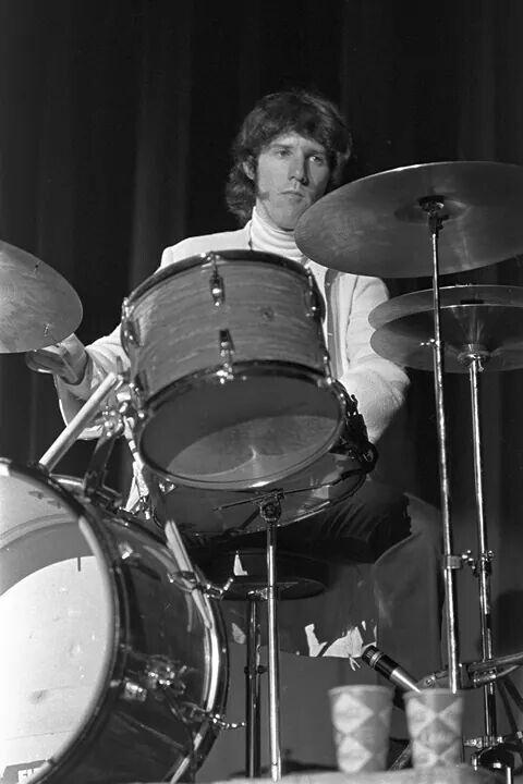 John Densmore of The Doors. Great drummer.