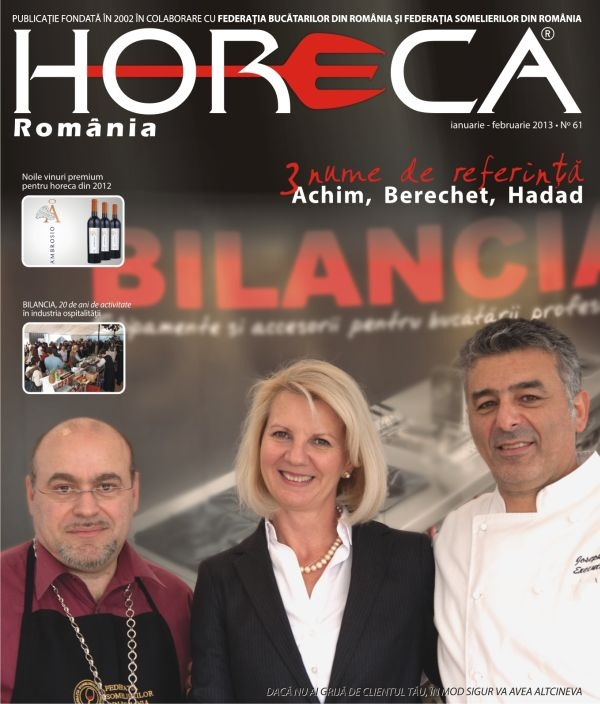 Cover Horeca Issue 61