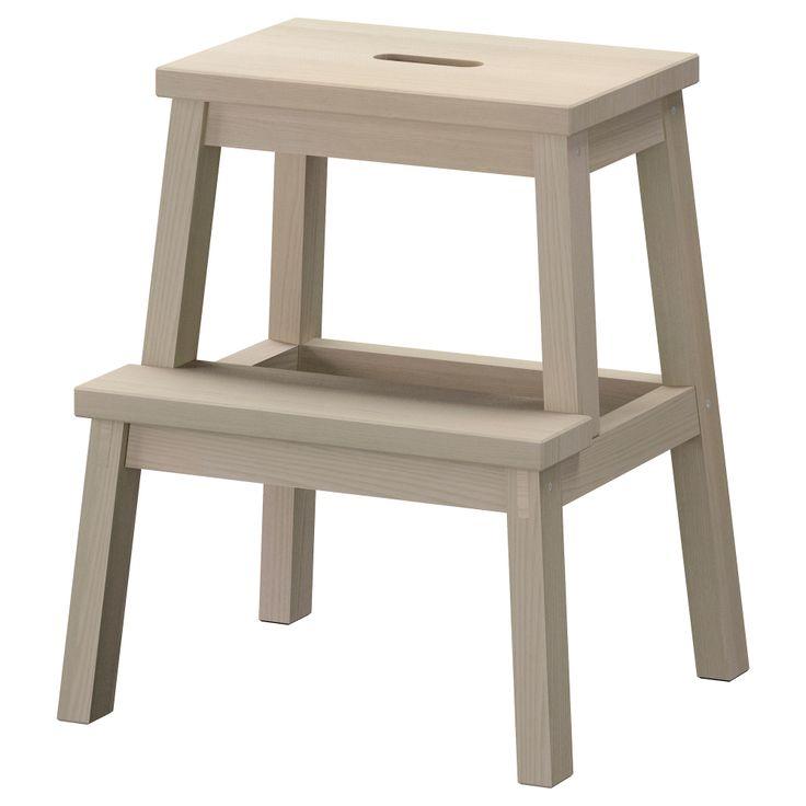 BEKVÄM Köksstege/pall - IKEA