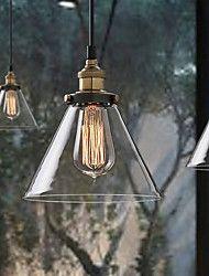 Ljuskronor - Living Room/Bedroom/Dining Room/Sovrum/Kök/Studierum/Kontor - Vintage - Glödlampa inkluderad