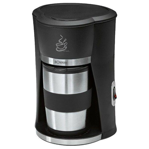Кофеварка капельная Bomann | Каталог товаров по сниженной цене.
