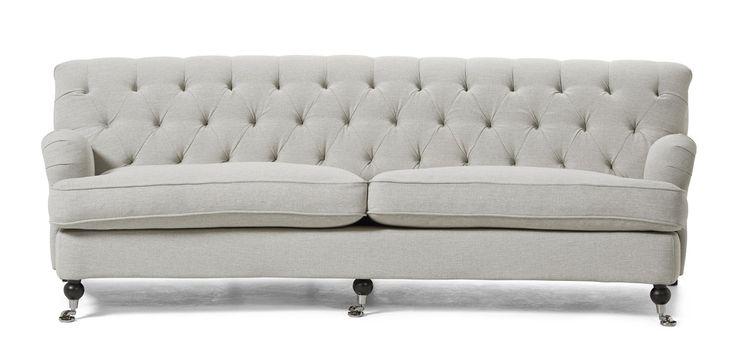 Barkley 3-sits soffa svängd från Mio, 12 000 kr