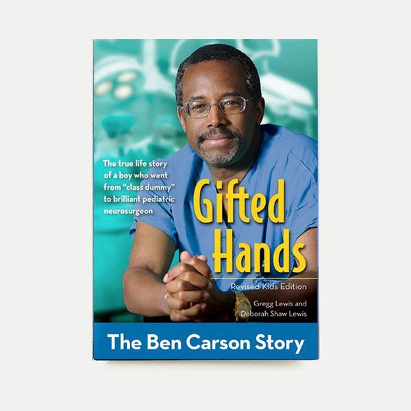 essay on the book gifted hands The gifted hand is a movie based on the life of neurosurgeon ben carson from   from world books and within one year he goes to bottom of his class his family.