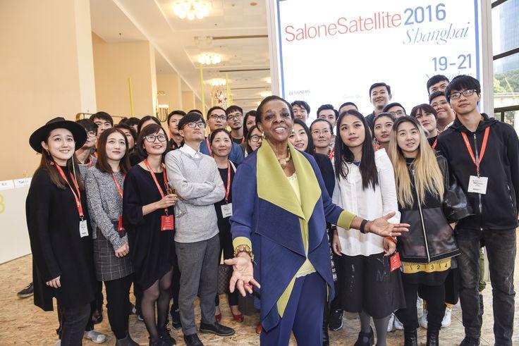 The first SaloneSatellite Shanghai