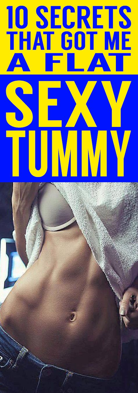 Do you wish you had a washboard tummy? A sleek, flat, sexy and toned tummy is what every woman wants and today is your lucky day. Keep reading to learn how you can get the tummy of your dreams even as you get older!