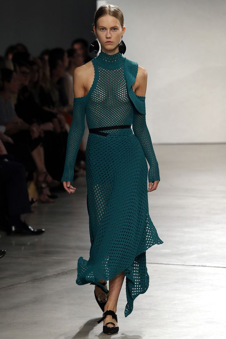 Proenza schouler spring / summer collection – new york fashion week