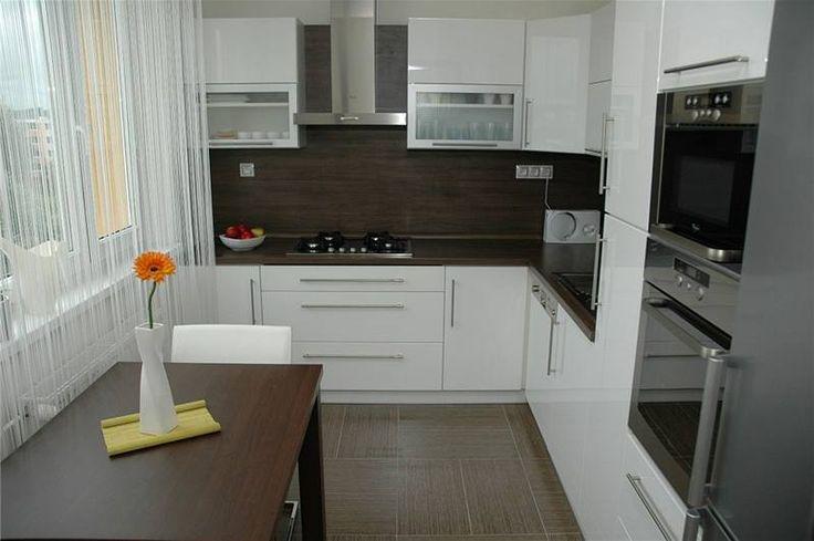 Výsledek obrázku pro rekonstrukce kuchyně v paneláku 3+1