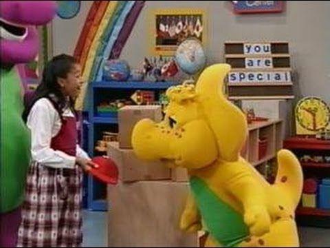Barney & Friends: Hats Off to BJ! (Season 3, Episode 19) - YouTube
