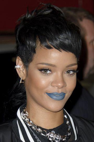 El corte pixie rock de Rihanna