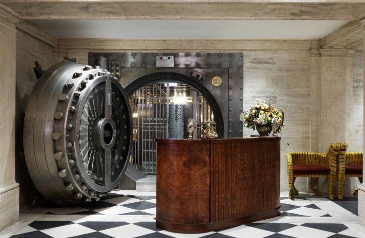 The Ned London, United Kingdom Boutique Hotels Hotels Luxury Travel flooring