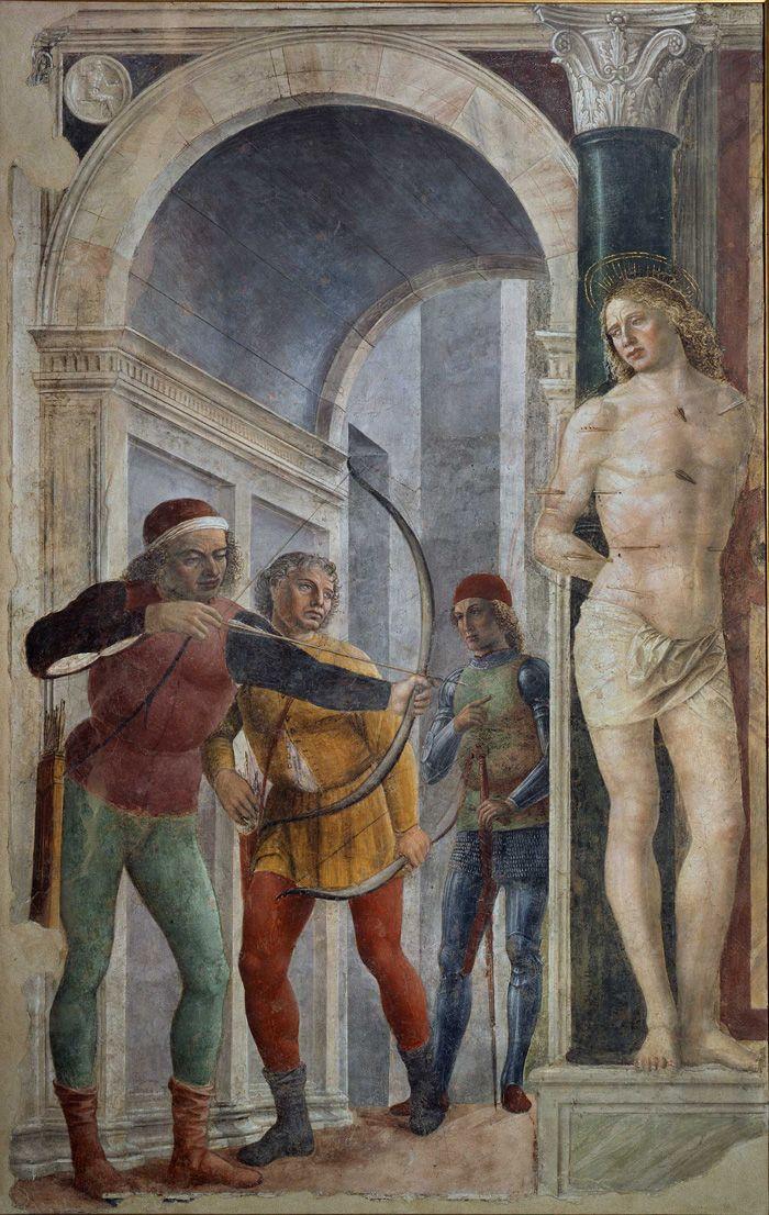 Винченцо Фоппа Святой Себастьян - arabena