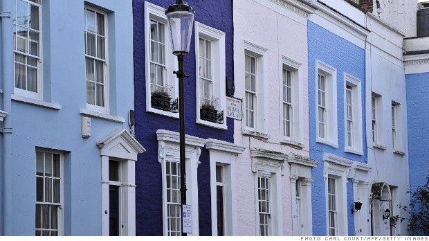 London homes are worth as much as Brazil's Economy: real estate boom added 1.5 trillion to the value of British homes over the past 5 yrs