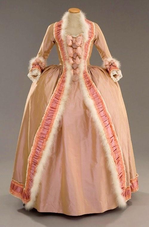 Costume designed by Milena Canonero for Princesse de Lamballe (Mary Nighy) in Marie Antoinette (2006) From Tirelli Costumi