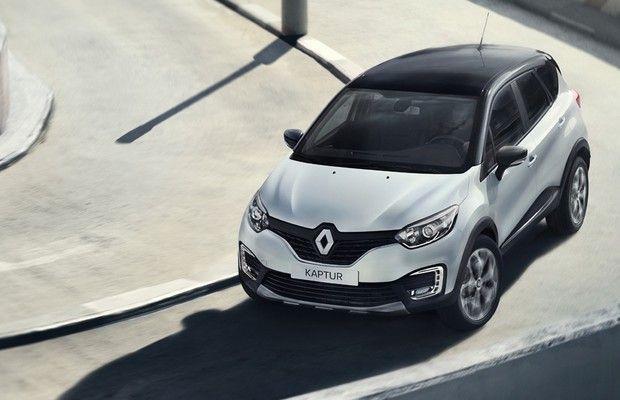 Renault Captur brasileiro será vendido em 2017