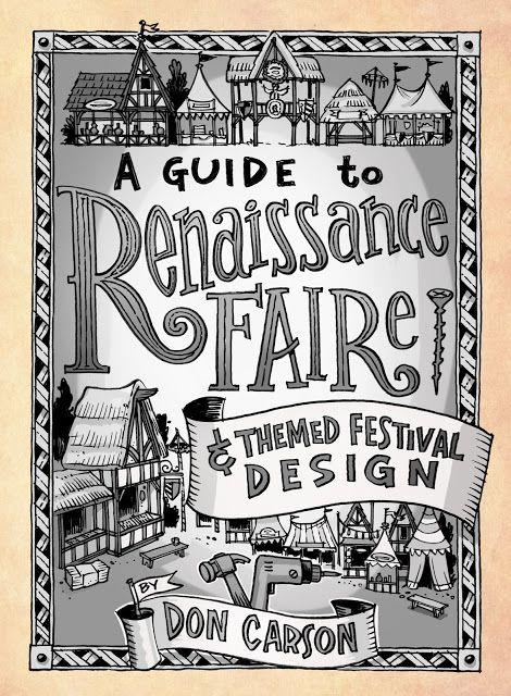 a Blog about designing Renaissance Faires
