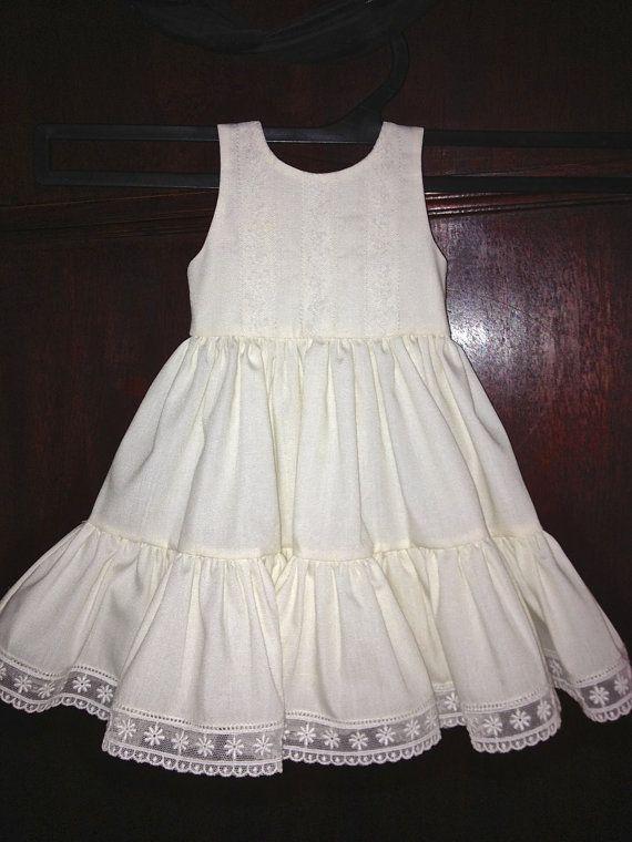 American Girl 18 inch Doll Slip is Heirloom by TraditionalLegacies, $24.99