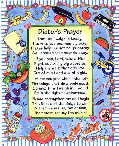 A probiotic dieter's prayer ... for weight management which is precursory to diabetes cure!