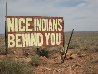 I've enjoyed a sign like this on the Navajo (Dine) reservation in Northeastern Arizona.Signs, Southwest